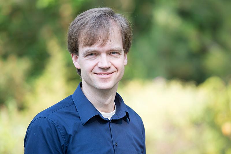 Dirk Albach, Professor für Biodiversität an der Universität Oldenburg.