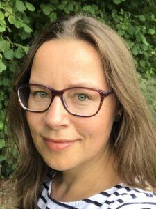 Doreen Brandt, Juniorprofessorin an der Uni Oldenburg